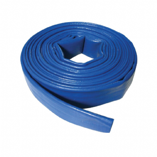 Silverline 675246 10m x  50mm Lay Flat Hose